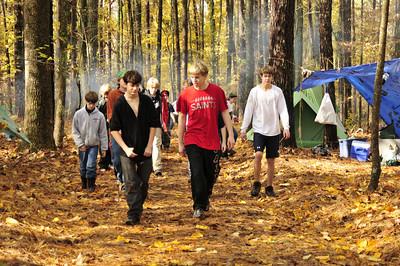 Boy Scouts 2008-09