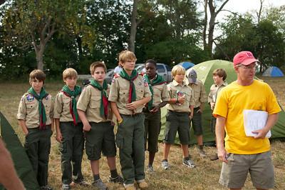 Boy Scouts 2010 - 2011