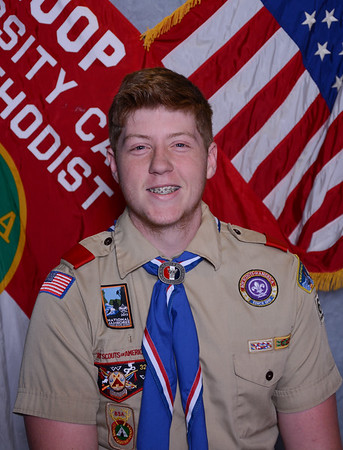 Boy Scouts Troop 617 2017
