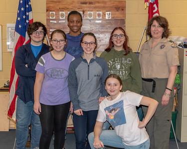The Ladies of Troop 161