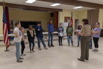 Scoutmaster Minute