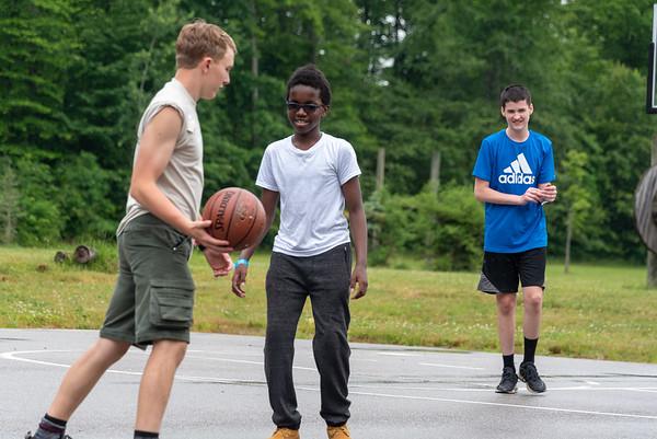 Matt with the Ball