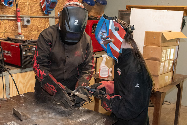 Working on the Weld