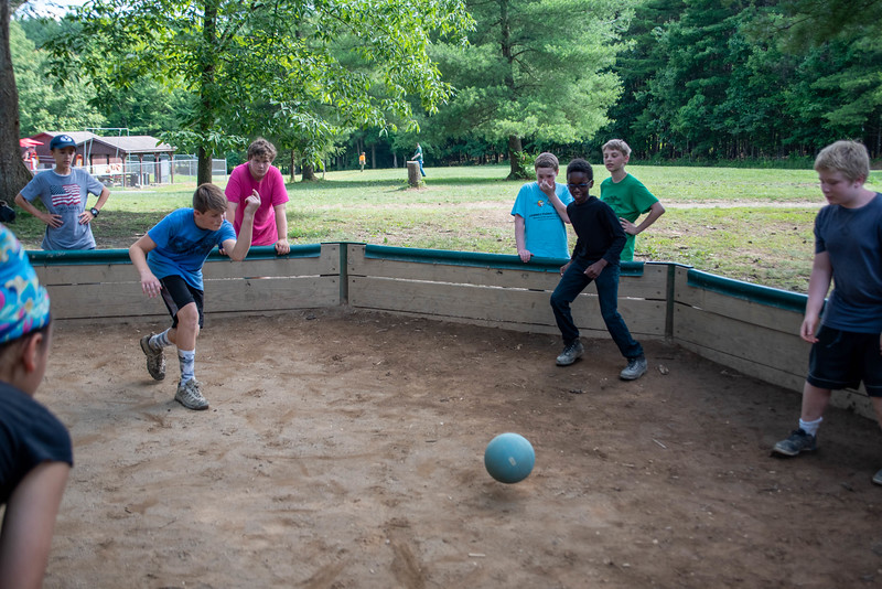 Gaga Ball Time