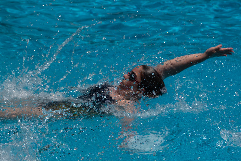 Backstroking