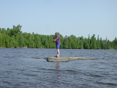 Boundary Waters Venture Scout trip 24 071404