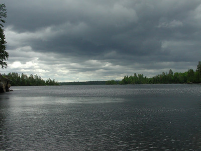 Boundary Waters Venture Scout trip 18 071304