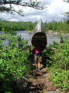Boundary Waters Venture Scout trip 16 071304