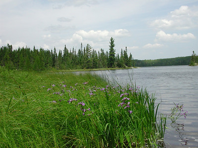 Boundary Waters Venture Scout trip 32 071404