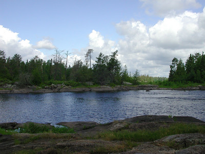 Boundary Waters Venture Scout trip 14 071304