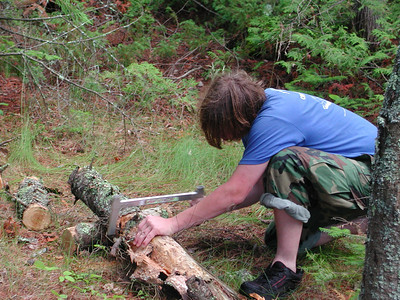 Boundary Waters Venture Scout trip 21 071304