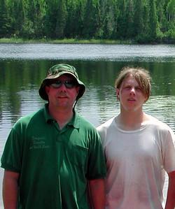 Boundary Waters Trip 2004