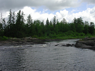 Boundary Waters Venture Scout trip 15 071304