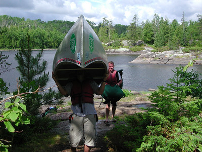 Boundary Waters Venture Scout trip 13 071304