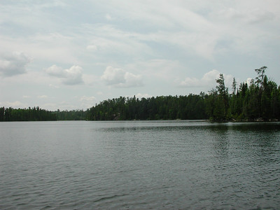 Boundary Waters Venture Scout trip 36 071404