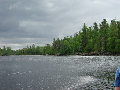 Boundary Waters Venture Scout trip 19 071304