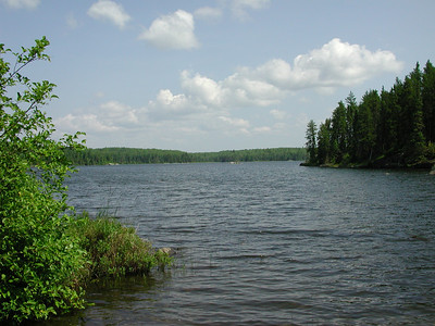 Boundary Waters Venture Scout trip 27 071404