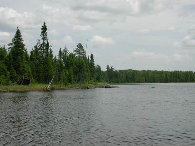 Boundary Waters Venture Scout trip 33 071404