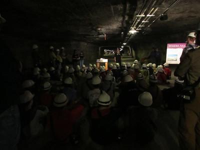 2012_02_05 Kansas Underground Salt Museum and Mine