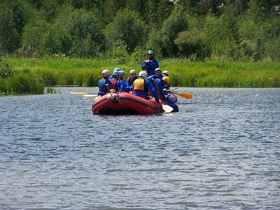 2013 Buffalo Bill White Water Rafting