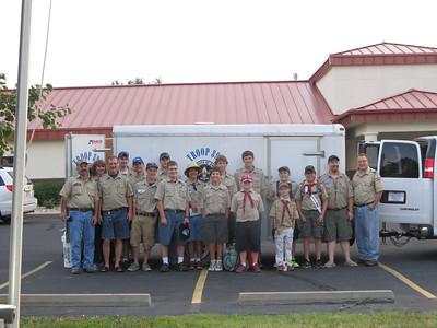 2013 July Camp Buffalo Bill