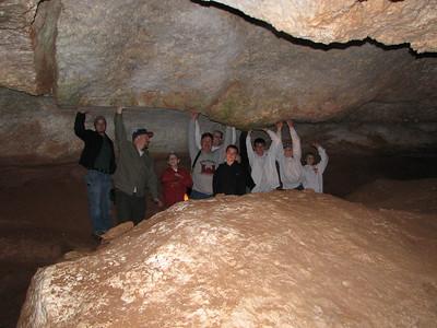 Alabaster Caverns November 2008