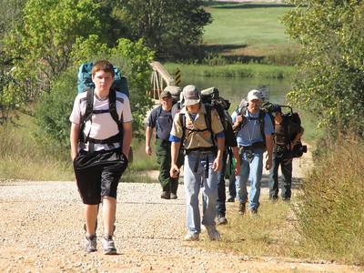 Blackjack Trail - QSR September 25, 2010
