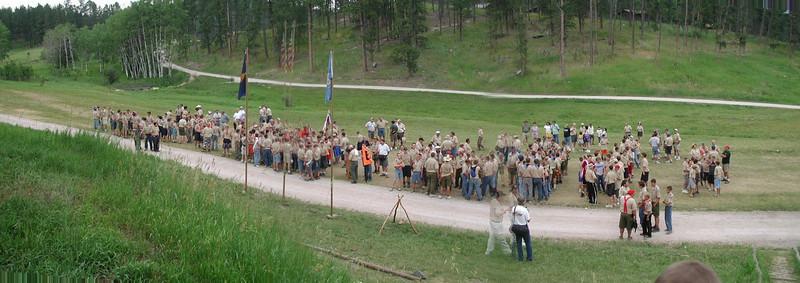 Summer Camp South Dakota July 2003