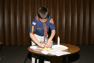 Cub Scout Inventions 3-30-2005