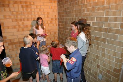 Cub Scout Meeting - Sun Prairie 9-27-2005