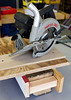 The chamfering jig