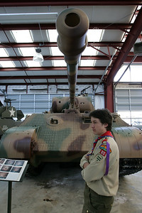 The Porsche of WWII tanks, the Panther.