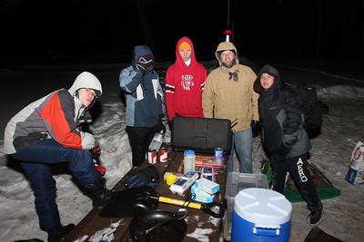 1-03-2014 Winter Camp - Devils Lake
