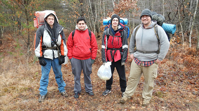 11-09-2012 Crew Winter Campout