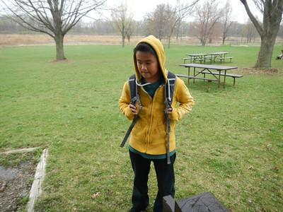 3-24-2012 Orienteering Event & 5 Mile Hike