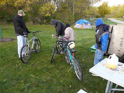 10-10-2009 Hike & Bike Campout
