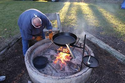 9-20-2013 Camp-out Lake Farm Park