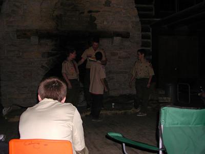 columbus scout camp trip 11 041203