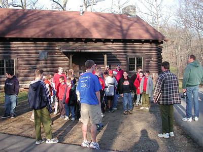 columbus scout camp trip 3 041203