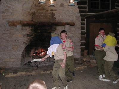 columbus scout camp trip 9 041203