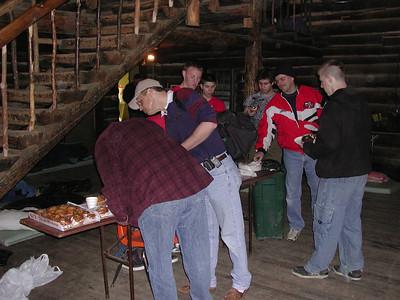 columbus scout camp trip 1 041203