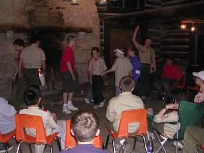 columbus scout camp trip 7 041203