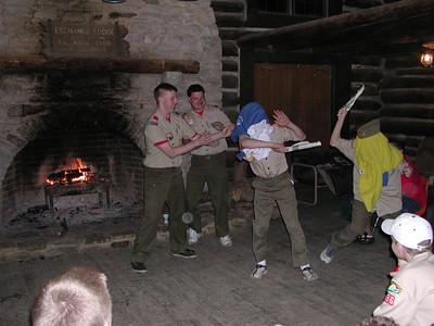 columbus scout camp trip 10 041203
