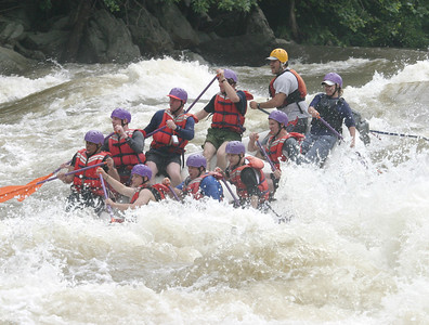 Boy Scout whitewater rafting 061603 06
