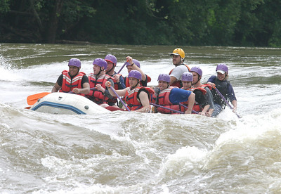 Boy Scout whitewater rafting 061603 02