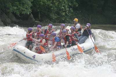 Boy Scout whitewater rafting 061603 05