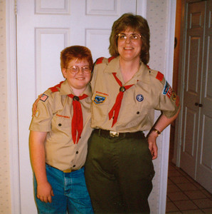 Scouts - Tim and Me