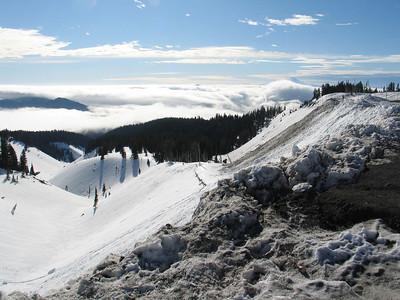 Snow Caving 2009