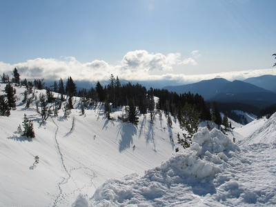 Snow Caving - 2010
