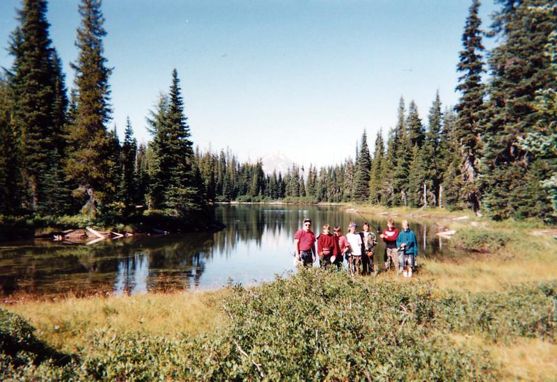 Mowich - Jorn Lake